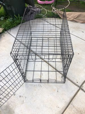 Dog crate for log dog for Sale in Bakersfield, CA