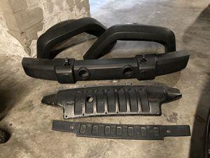 Jeep Rubicon JK bumper and suspension parts for Sale in Santa Monica, CA