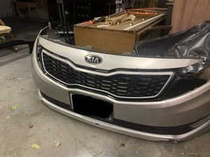 2013 KIA Optima Hybrid LX Front Bumper for Sale in Tacoma, WA