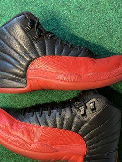 Size 11 Air Jordan 12 Flu Game for Sale in Monroe,  GA