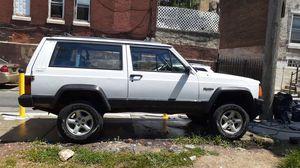 90s jeep Cherokee sport 4x4 for Sale in Philadelphia, PA