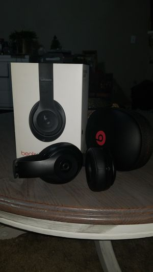 Beats studio wireless matte black for Sale in Atwater, CA
