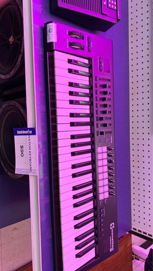 Novation Keyboard ask for Xochilth for Sale in Houston, TX