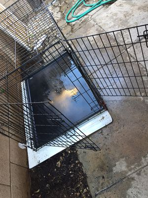 Dog kennel crate house for Sale in Winchester, CA