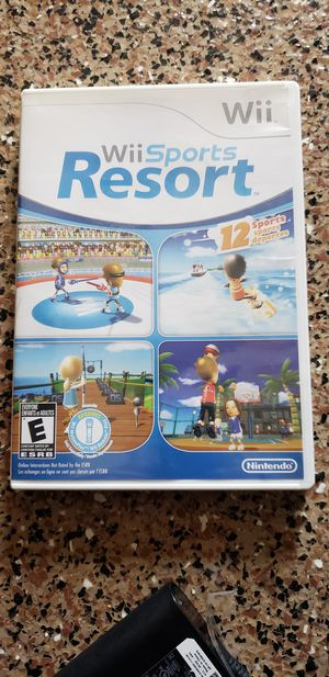 Nintendo Wii sports Resort game for Sale in Torrance, CA