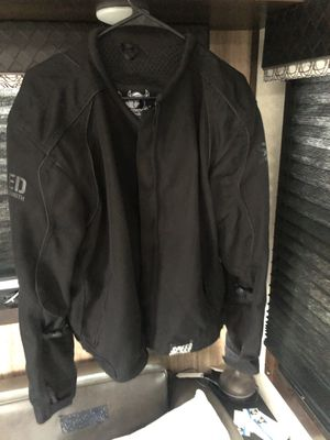 Speed and strength motorcycle jacket Size M for Sale in Tacoma, WA