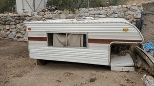 Truck bed camper for Sale in Yucca Valley, CA