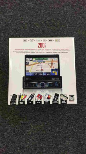 Brand new Dual flip out Navigation Unit for Sale in Cleveland, OH