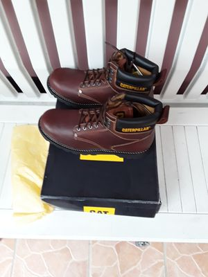 Work boots caterpilar all size for Sale in Miami, FL