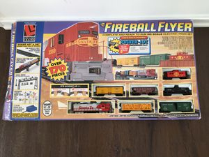 LIFE LIKE FIREBALL FLYER ELECTRIC TRAIN SET for Sale in Erie, PA