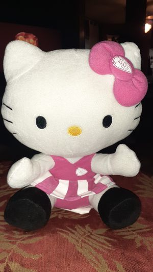 Hello kitty KC 10 in for Sale in Houston, TX