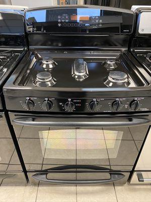 GE Profile 5 Burner Double Oven Gas Range for Sale in Elkridge, MD
