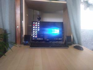 Hp dell Desktop and printer for Sale in Leavenworth, WA