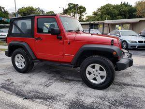2011 Jeep Wrangler for Sale in St Petersburg, FL