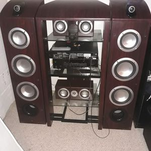 Stereo System With Receivers for Sale in Burlington, NJ