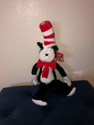 Cat in the Hat plushie for Sale in Phoenix, AZ