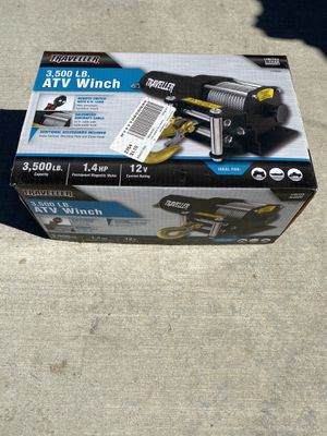 Off road winch for Sale in Fontana, CA