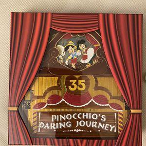 Pinocchio's Daring Journey 35th Anniversary Jumbo Pin for Sale in Fullerton, CA