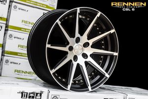 "20"" staggered concave wheels rims fit Honda Acura Infiniti Nissan Toyota lexus Kia Mazda for Sale in Brooklyn, NY"