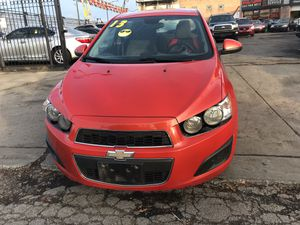 2013 Chevy Sonic for Sale in Evergreen Park, IL