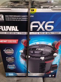 Fluval FX6 Canister Filter for Sale in Woodbridge Township,  NJ