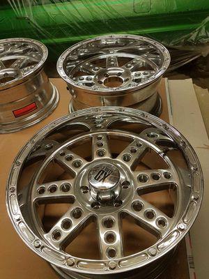 Xd series 20inch set of 5 for k5 jimmy blazer 6 lig for Sale in Pomona, CA