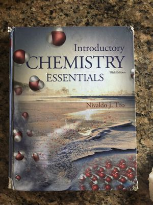 Introductory chemistry essentials (5th Edition) for Sale in Fontana, CA