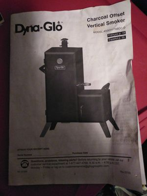 Dyna-Glo charcoal offset vertical smoker brand new in the box for Sale in Hillsboro, OR