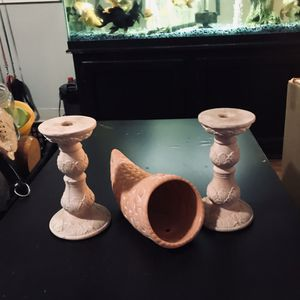 Candle holders etc. all for $5 for Sale in Portland, OR