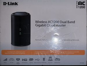 D-Link AC-1200 Router for Sale in Fresno, CA