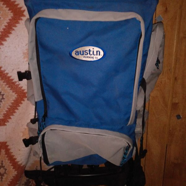 Austin Clothing Company External Backpack