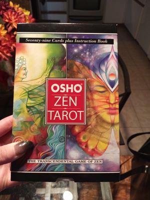 OSHO ZEN Tarot for Sale in Lynnwood, WA