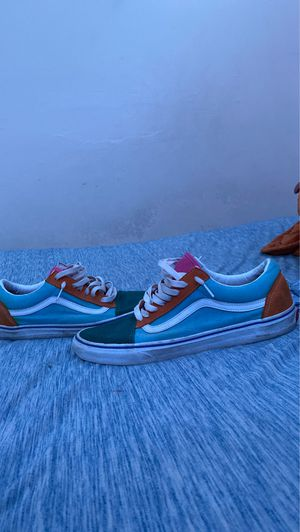 Vans colorful for Sale in Jacksonville, NC