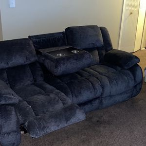 Two Separate Couches $400 A Piece Brand New The Recline All Around for Sale in Warren, MI