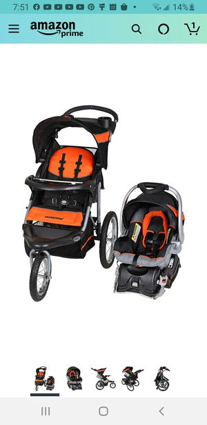 Stroller and car seat for Sale in Coral Springs, FL