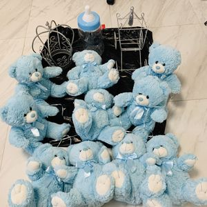 Baby shower lots animals bear for Sale in Hollywood, FL