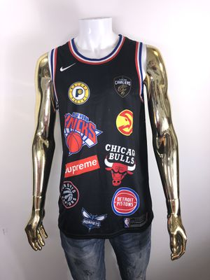 Supreme nba jersey for Sale in Richmond, VA