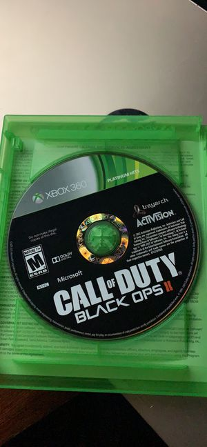 Call of Duty Black Ops 2 for Sale in San Antonio, TX
