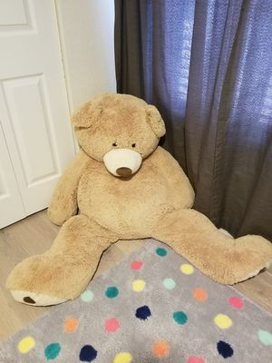 Large teddy bear for Sale in Naples, FL