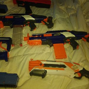 Nerf Guns Lot Of 13 for Sale in San Diego, CA