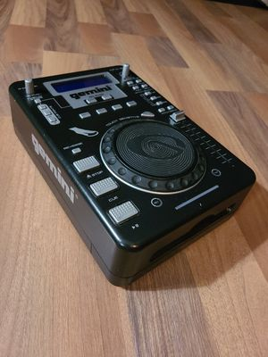 Gemini CFX-20 Sampler w/ Touch Sensitive Wheel DJ CD Player - Tested and working for Sale in Newport, NC