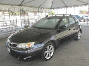 2008 Subaru Impreza Wagon for Sale in Gardena, CA