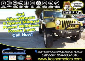 2008 Jeep Wrangler for Sale in Hollywood, FL