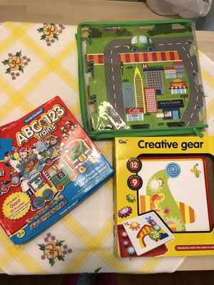 Toys, games for kids for Sale in Queens, NY