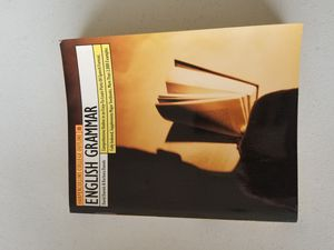 harpercollins college outline English grammar for Sale in Rio Rancho, NM