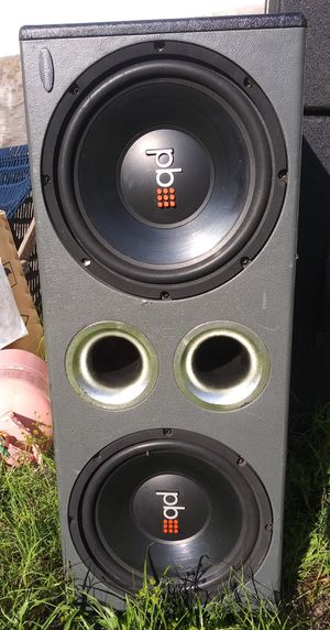 PS-WB122 Powerbass subwoofer for Sale in Largo, FL