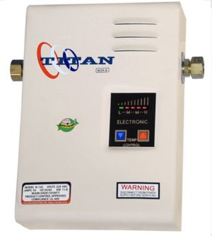 Titan n-120 tankless waterheater for Sale in Miami, FL