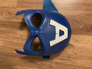 Captain America Face mask for Sale in Bellevue, WA