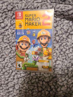 Super Mario Maker 2 for Sale in Fredericksburg,  VA