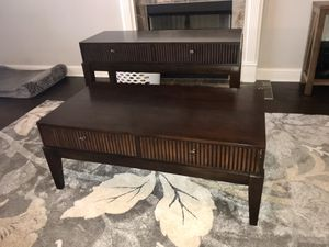 Console, coffee, and end table for Sale in Lebanon, TN